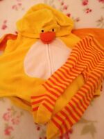 Carters baby chicken costume 3-6 months