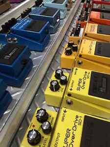 Sherwood - Music Store - Pedals Galore Kitchener / Waterloo Kitchener Area image 6
