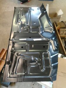 mustang driver side floor pans