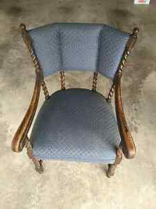 Jacobean Armchair and Rocker