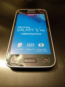 Samsung Galaxy V Plus Mobile Phone (Duos) New!
