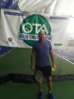 Tennis Lessons for Beginner, Intermediate, Advanced Players.