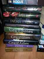 Gently used books : mostly fantasy
