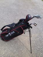 Kids Top Flite golf clubs