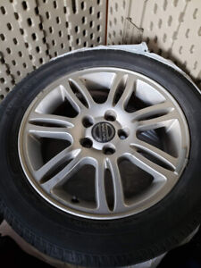 All Season Tires for Volvo S60 (2006)