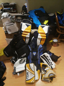 Southpaw Goalie equipment for sale