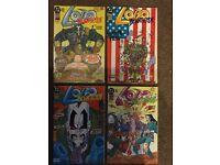 DC Lobo comics