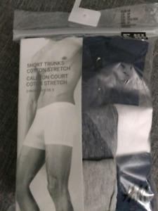 H&M mens boxers unopened size M