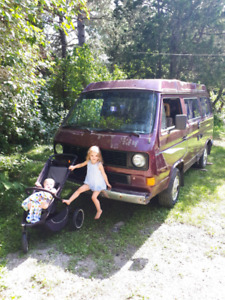 1983 VW Vanagon Westfalia