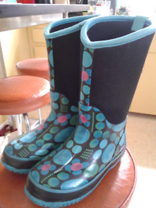 Winter to Spring boots - size 1