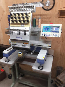 Machine a Broder HAPPY HCD-1501-40