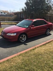 2001 Honda Accord FOR SALE!
