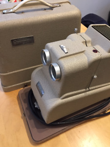 Viewmaster  Stereo-matic 500 3D projector