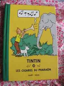 1998 Tintin address book unused.