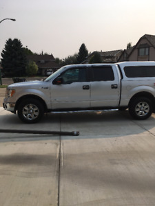 2012 Ford F-150 XTR Pickup Truck with canopy