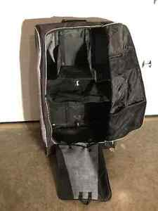 1 Large Goalie Gear Bag and 1 Player Backpack Gear Bag
