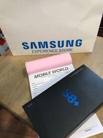 Samsung galaxy s8+ brandnew sim free