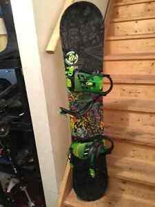 Snowboard youth K2 vandal 137cm