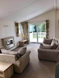 Countryside View On This Lodge - No Site Fee's To Pay For 2 Years