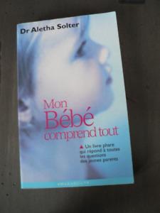 4 Livres sur le développement de l'enfant