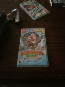 I have donkey kong for the Nintendo switch for sale