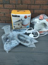 Beldray 10 in 1 Handheld steam cleaner