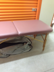 Custom Body Work Massage Table