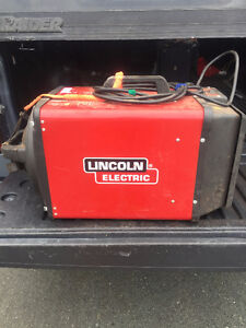 Licoln electric portable weld fume extraction units St. John's Newfoundland image 1