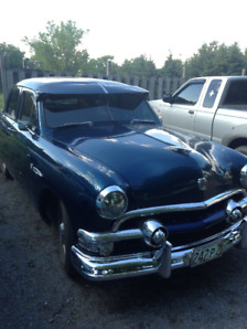 1951 FORD DELUXE SHOEBOX TURNKEY