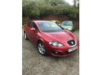 2011 Seat Leon 1.6TDI CR ( 105ps ) S Emocion + 69k+10 service stamps 9 from Seat