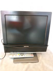 "Toshiba 15"" TV"