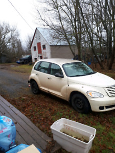Pt cruiser part out only 144xxxkm