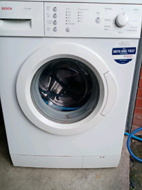 6kg 1200 spin Bosch classixx 1200 express washing machine