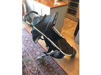 Britax B-Mobile Pushchair Stroller - 3 wheel