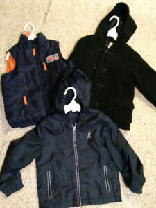 Boys Coats -Size 4