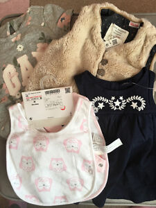 Brand New with Tags Baby Clothes Lot 12-18 mths