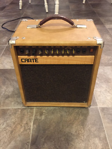 Amplificateur guitare acoustique Crate