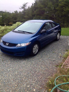 2011 Honda Civic DX Coupe (2 door) St. John's Newfoundland image 2