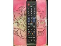 Samsung Smart tv remote control universal with all Samsung TVs