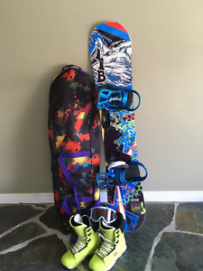 Snow Boarding Off Season Sale!