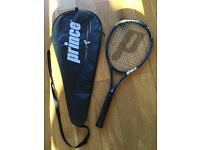 Prince triple threat tungsten tennis racket