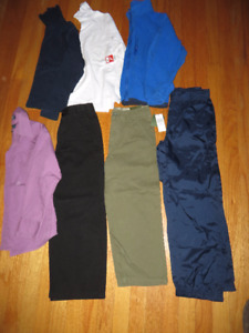 Boy's Clothing Lot- sizes -Small, 7, 8,