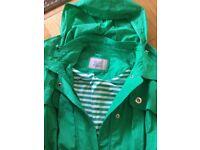 Ladies green M&S Per Una jacket