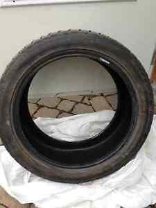 Bridgestone Blizzak 4 Tires 19 inch!!