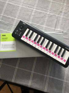 KORG microKEY - 25 (two octave keyboard, weighted keys)