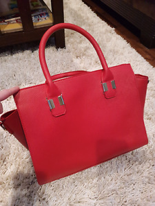 Red purse $10
