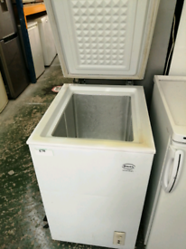 Swan small chest freezer with 3 months warranty at Recyk