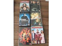 A very good collection of dvd TV movies