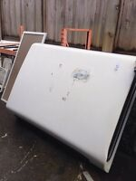 Truck canopy 63x80 Campbell River ReStore