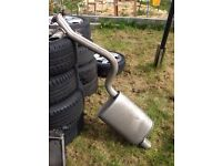 Lexus is200 SPORTCROSS rear exhaust box silencer 98-05 breaking spares is 200